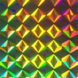 画像1: ホログラムフィルム K17 600mm幅(メーター売り)