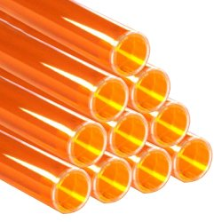 画像1: レインボースリーブ FL110W用 オレンジ 10本セット