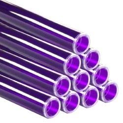 画像1: レインボースリーブ FL40W用 紫 10本セット