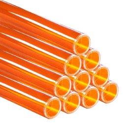 画像1: レインボースリーブ FL40W用 オレンジ 10本セット